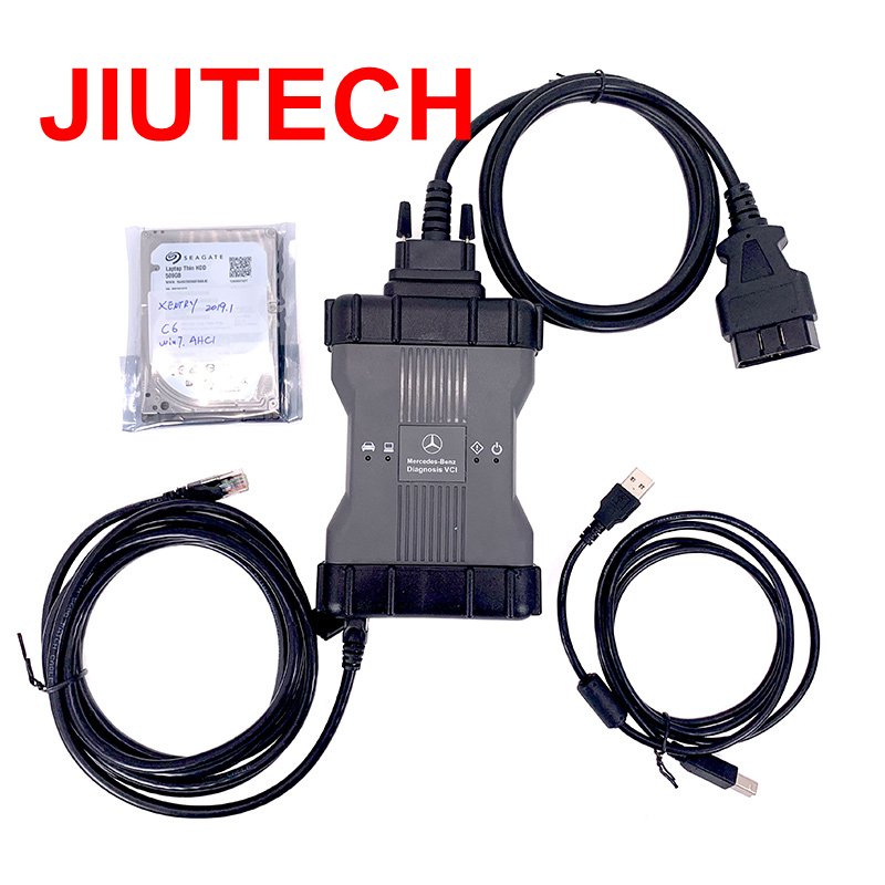 MB STAR C6 Multiplexer for Benz mb SD Connect C6 xentry das wis epc HDD  VXDIAG c6 For benz star auto diagnostic tool mb sd c4, View Auto Diagnostic