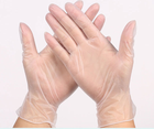 medical disposable PVC gloves/Powder/powder free Latex Examination Medical Gloves Latex pvc Surgical Examination Gloves