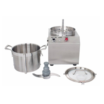 Electric Stainless Steel Vegetable Chopper Machine/Commercial Food Chopper Processor