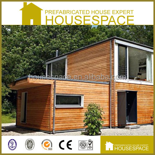 Prefabricated New-design Demountable Russian Wooden Houses