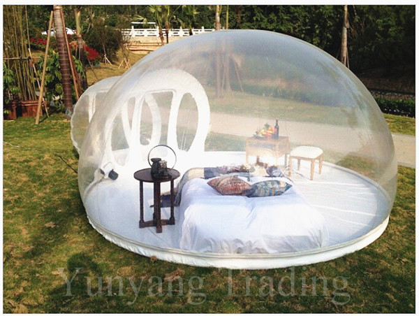 Durable Customized Giant Inflatable Dome Tent with Inflatable Bottom Inflatable Igloo Tent & Durable Customized Giant Inflatable Dome Tent With Inflatable ...