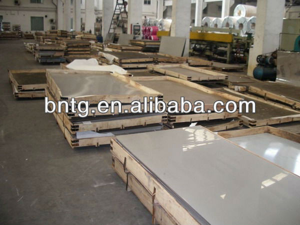 2B high quality 304 stainless steel sheet from China manufacture for chemical
