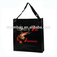 Wholesale reusable shopping cart bags for promotion