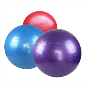newest wholesale anti burst yoga ball