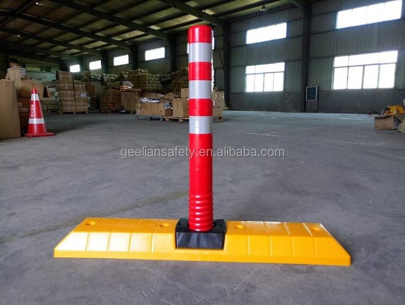 Traffic Roadway Permanent Reflective Delineator Post