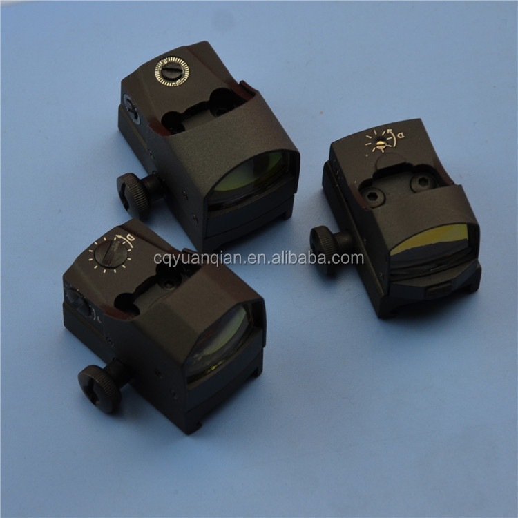 High quality red and green dot sight supplier