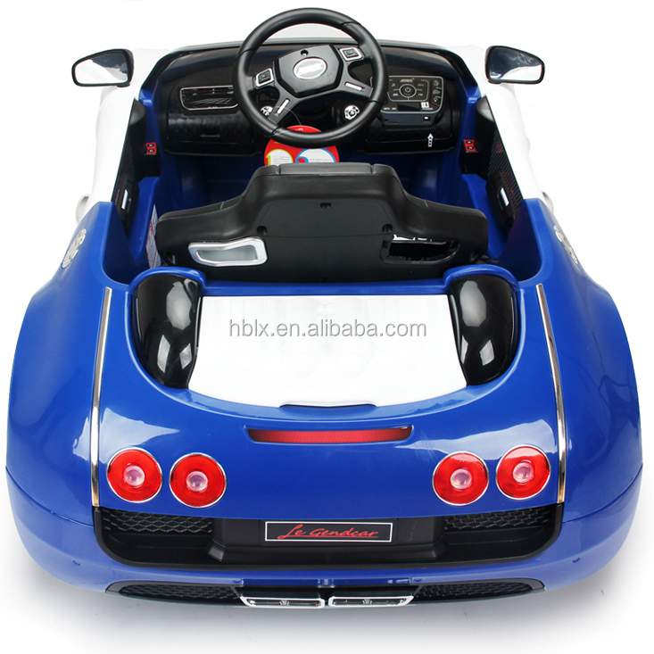 b743137b447a Big toy car for big kids/electric car toy for kids/kids electric ride on car  bugatti