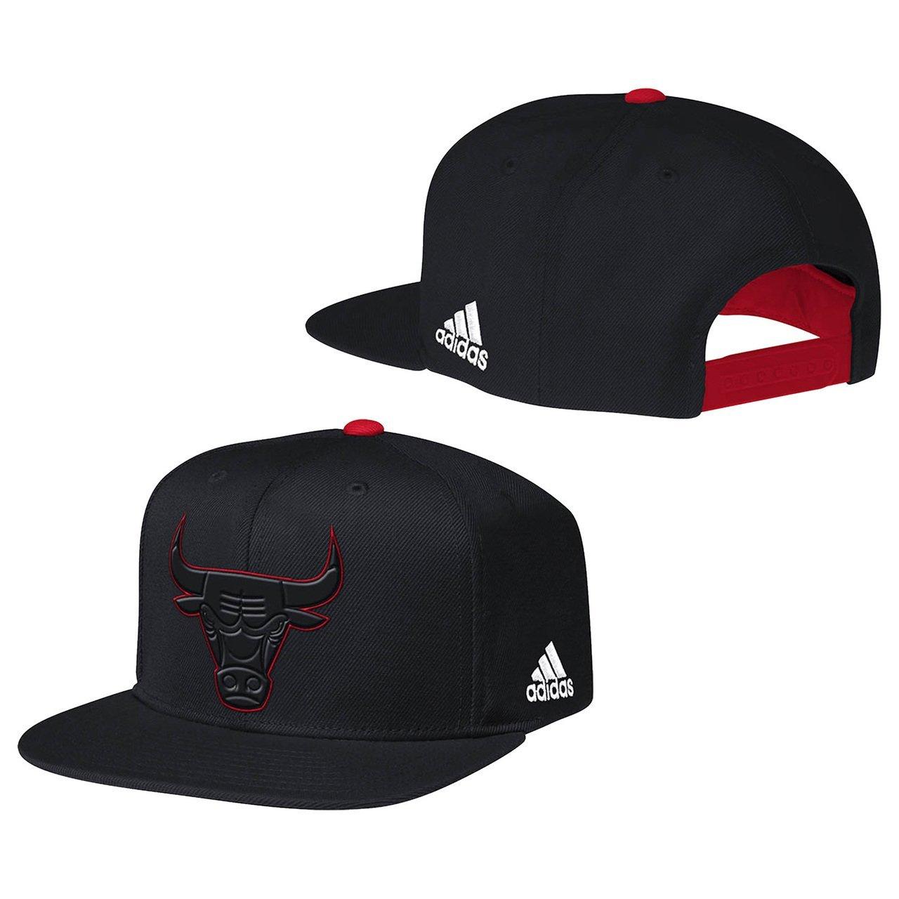 Get Quotations · Chicago Bulls Team Nation Fashion Color Adjustable Plastic Snapback  Hat   Cap 82e1942df55