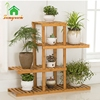 Eco-friendly Cheap Bamboo Wooden Flower Pot Holder