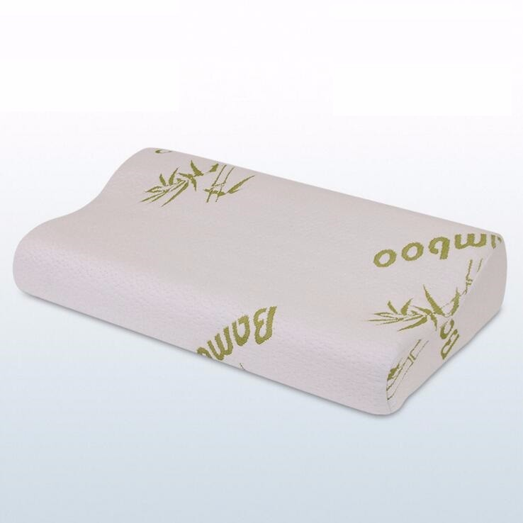 Contour Mold Memory Foam Pillow (Queen)