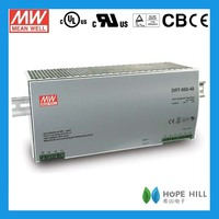 Original MEAN WELL 960W Three Phase Industrial DIN RAIL Power Supply DRT-960-24
