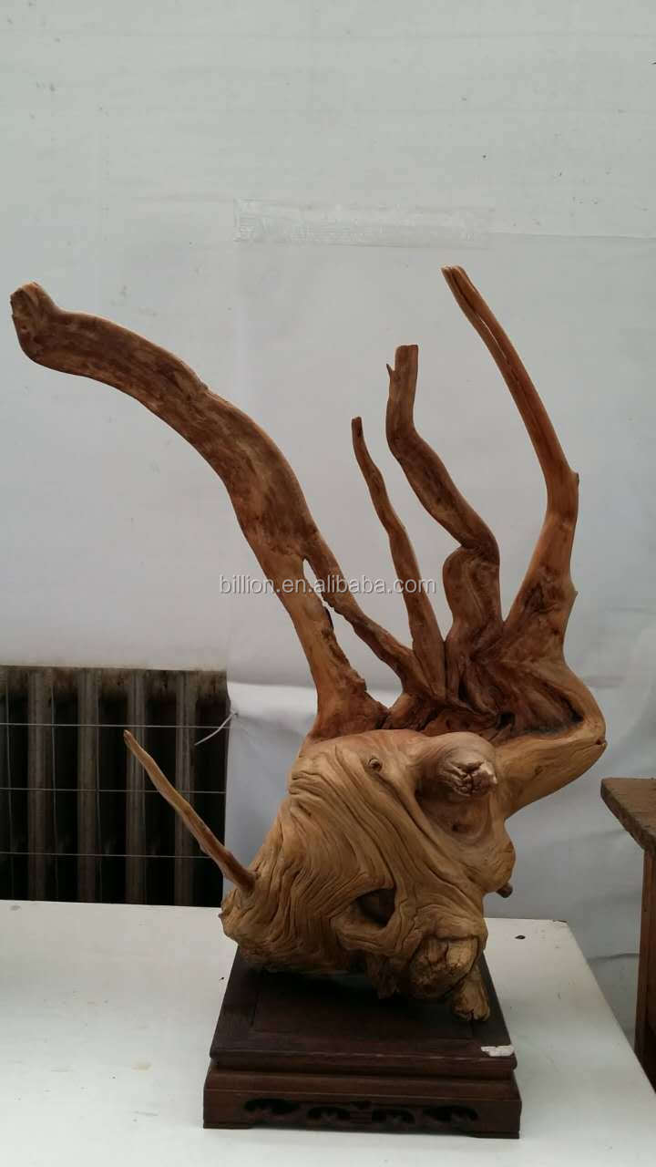 Brand-new Unique Style Tree Root Carving For Decoration - Buy Unique Style  ZK83