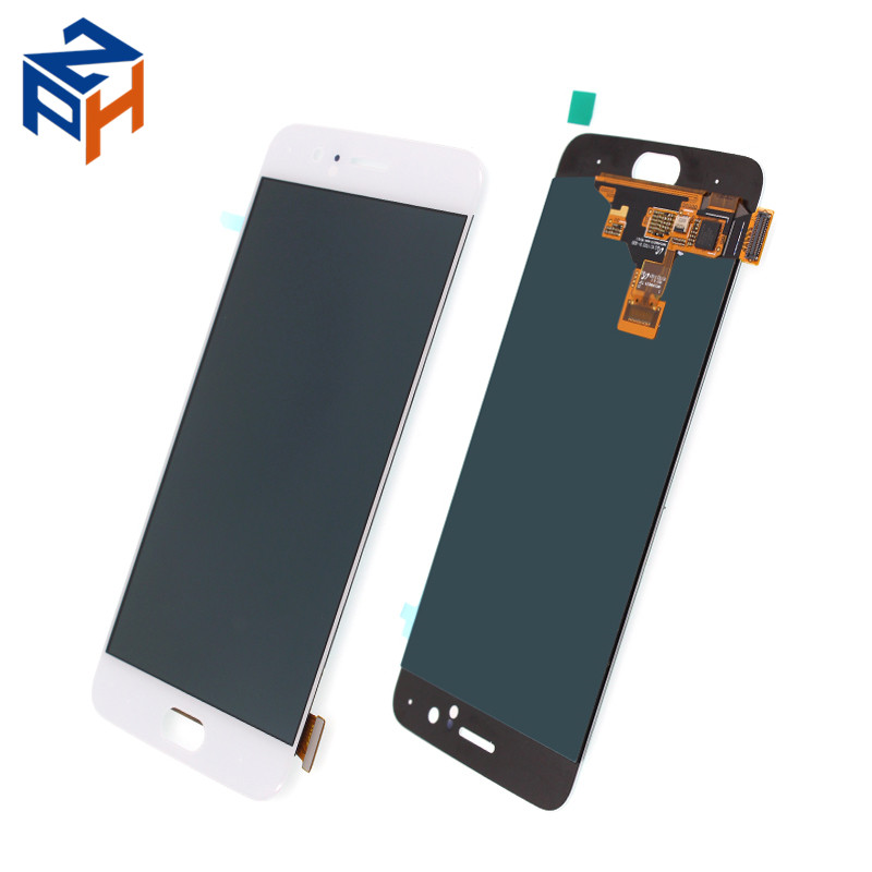 Original White LCD Touch Display For Oneplus 5, LCD Replacement With Digitizer For Oneplus 5