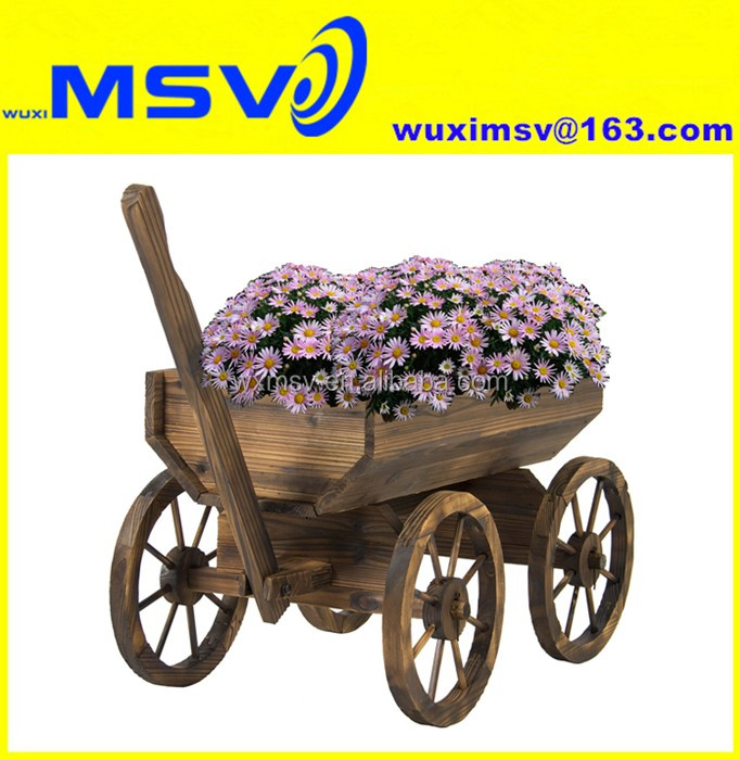 Cart Wheel Planter Cart Wheel Planter Suppliers And Manufacturers