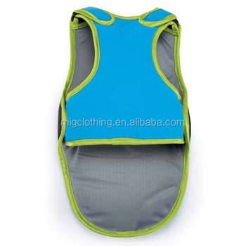Phase Change Dog Cooling Coat PCM