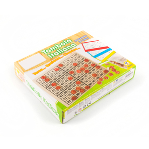 China Wholesale Bingo Chips Bingo Lotto Game Set For Kid