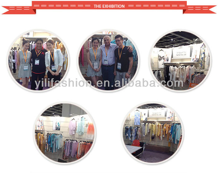 2017 Models Chiffon Blouses Apparel Manufacturing Process Import ...