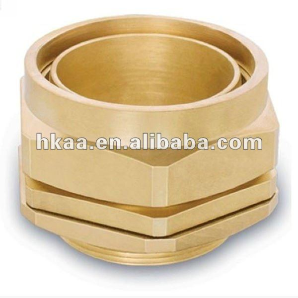 Bronze/Copper/Brass Cable Gland Shroud connection