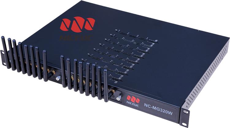 VoIP GSM Gateway MG320W D2