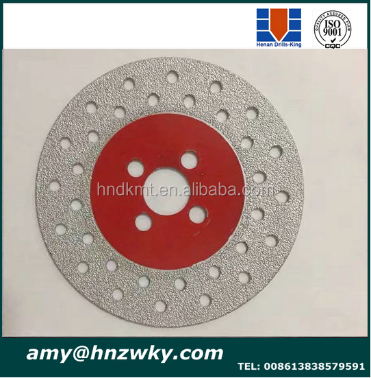4 Inch Angle Grinder diamond disc for Marble and Granite