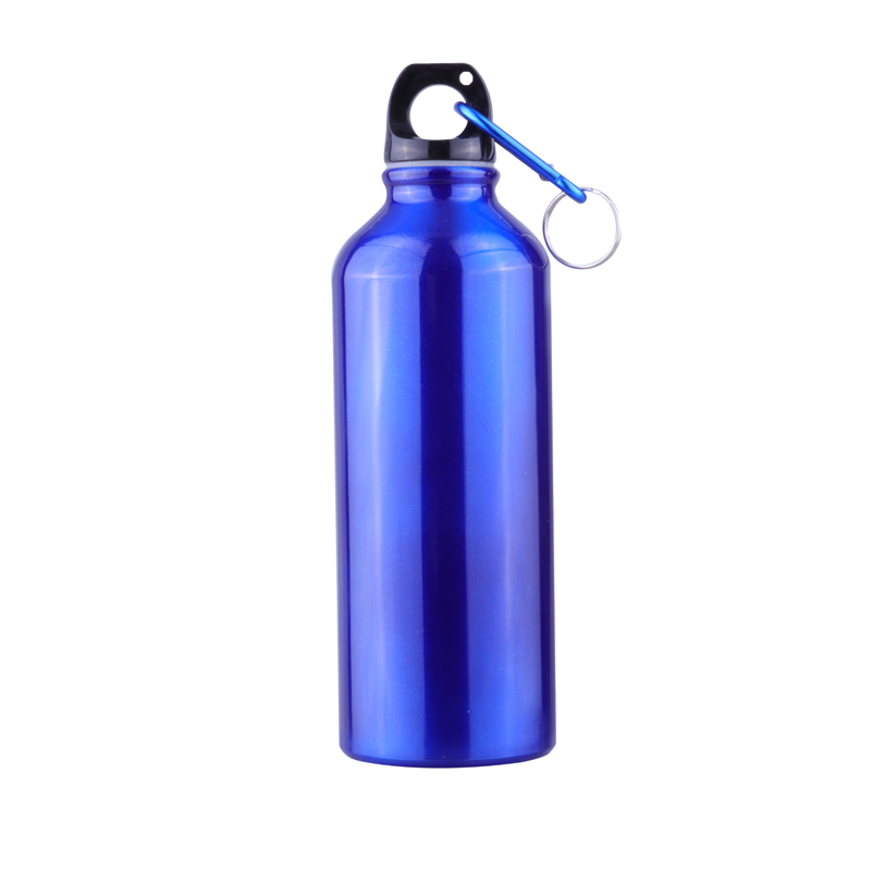 Oempromo promotional colorful reusable  20 Oz aluminum sports water bottle