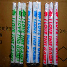 New product custom design glow party cheering led sticks