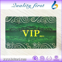 Cheap Price ID Card Maker VIP Card American Express Black Card Supplier
