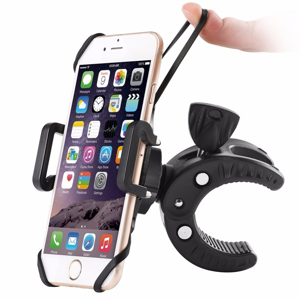 Customized phone bike mount Mobile Phone Holder for bike