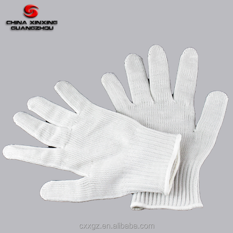 High quality Anti-stab gloves safety gloves knitted hand gloves