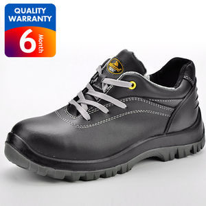 Air hole low cut work shoes safety shoes industry