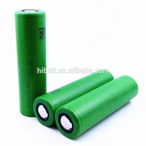 In stock 100% authentic 30a Discharge current vtc5 18650 lithium battery 2600mah 3.6V for Sony Vtc5