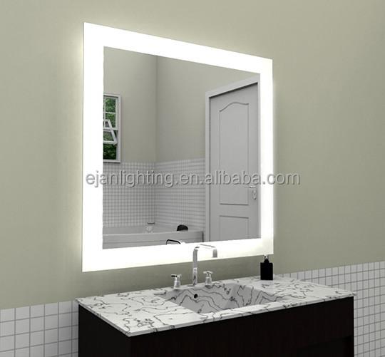 led espejo con luz de bao emiled