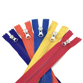 high quality eco friendly jean and bags zippers nylon zips for garments accessories