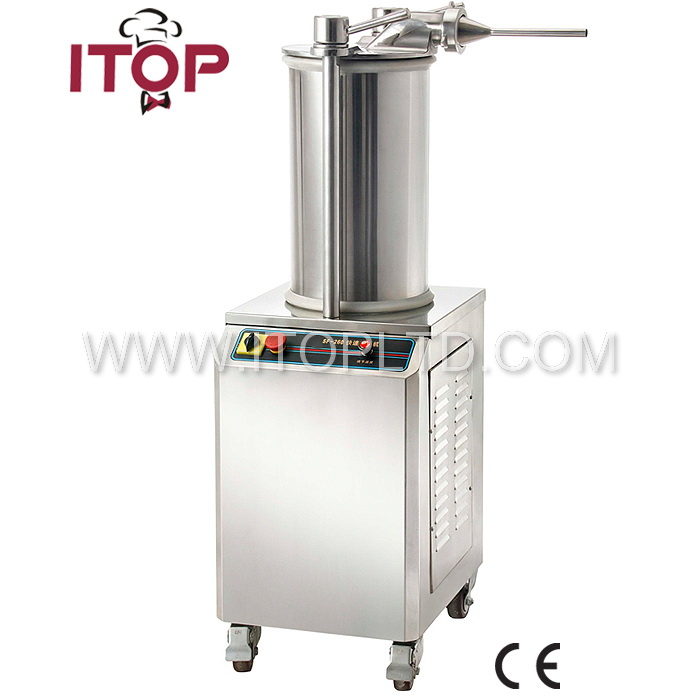Stainless steel automatic hydraulic pressure sausage filler