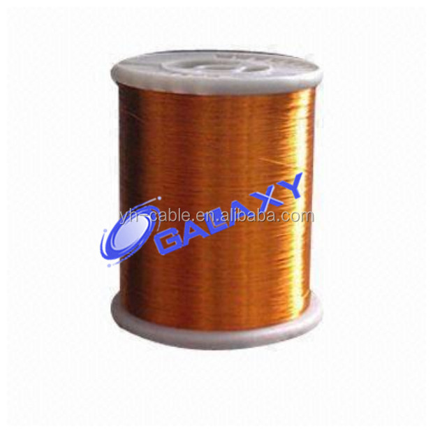 Low Price Best Selling 0.15mm-4.60mm Class 130 Polyurethane Enameled Copper Coated Aluminum Wire