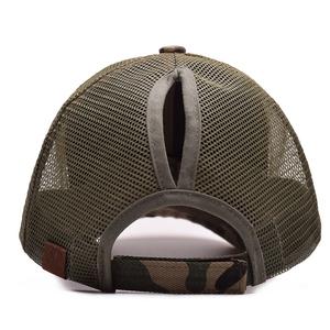 e78b73ca3f6 Ponytail Hat