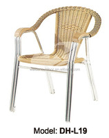 Cheap philippines bamboo and rattan furniture liquidation chair