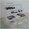 Classical Hot Selling Clear Acrylic Makeup Cosmetic Cute Makeup Organizers Storage