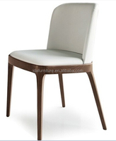 Magda Dining Chair wooden dining chair modern design upholstered wood chair