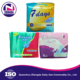New product slogan modess sanitary napkins