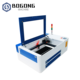 Non-metal CNC monogram laser engraving machine fro wood acrylic metal and cutting CO2