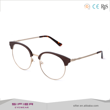 New Stylish Custom Color Metal Frames Glasses Made In China - Buy ...