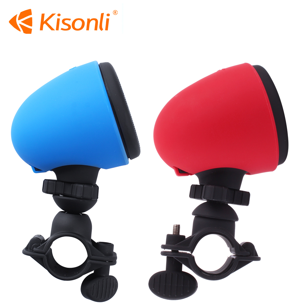 Portable Blue Tech tooth Speaker for Bicycle and Motor Bike; Support MP3, iPod, Mobile Phones