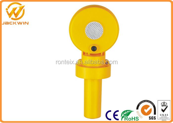 12pcs Ultra Bright Led Traffic Battery Operated Warning Light ...