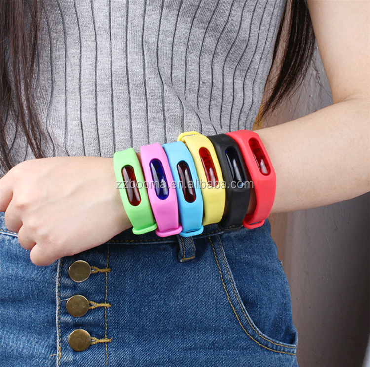 Mosquito Repellent Bracelet Natural Mosquito Killer for Adults & Kids Outdoor and Indoor DEET FREE Insect Repellent Bands