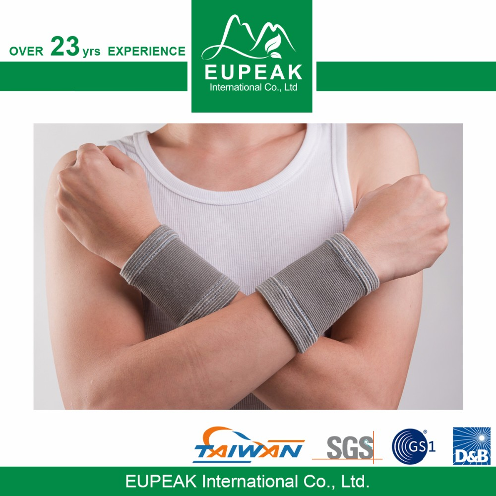 Made in Taiwan bamboo charcoal wrist protector health care wrist support