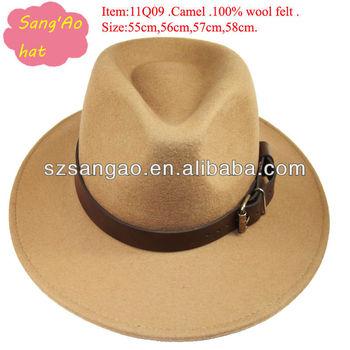 6bbc94d8c4e95 Wholesale New Camel Wide Brim Bamboo Fan Hat