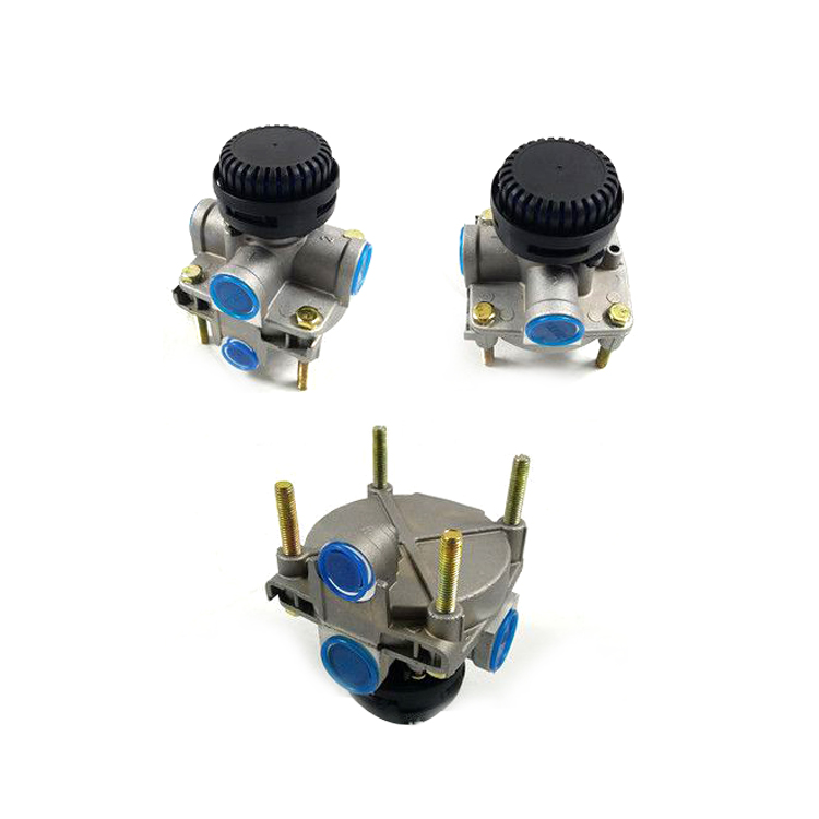 Factory direct best quality metal pneumatic relay valve for daf