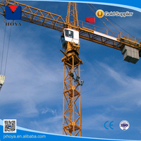 Self rising high quality 40 m 6 ton TC5612 tower crane price