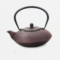 850ml Antique Chinese Cast Iron Teapot With Stainless Steel Filter ...